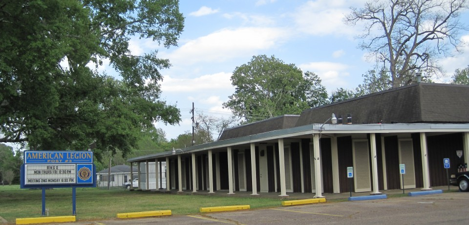 American Legion Post 3 Louisiana